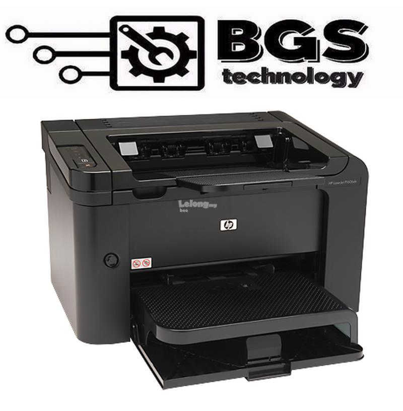 HP LaserJet Pro P1606dn Printer Repair & Services