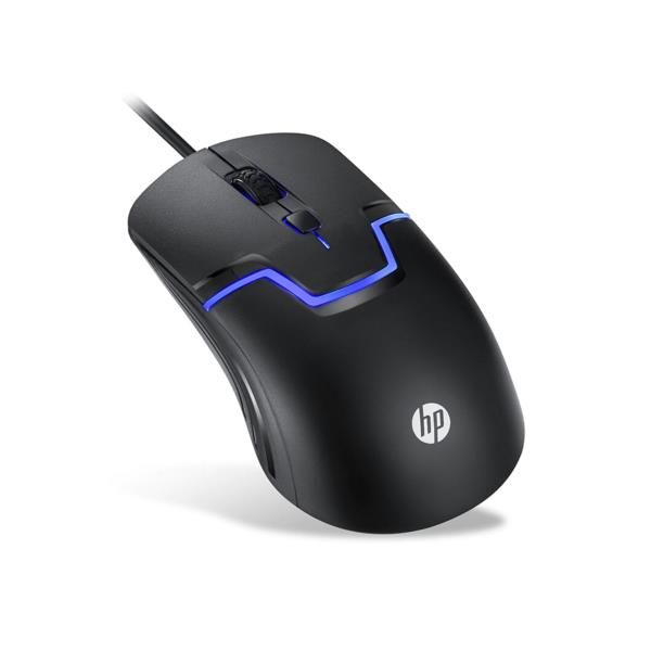 HP M100 Wired Optical USB Gaming Mouse