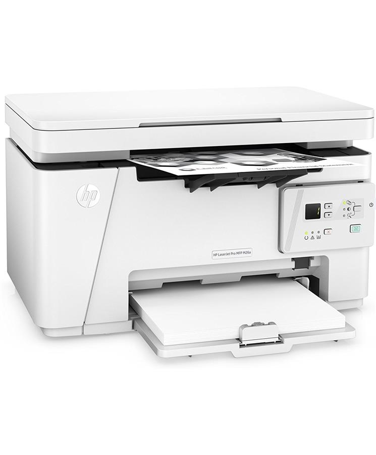 HP MFP M26A LaserjJet Pro Printer Original (T0L49A) Print, Copy Scan
