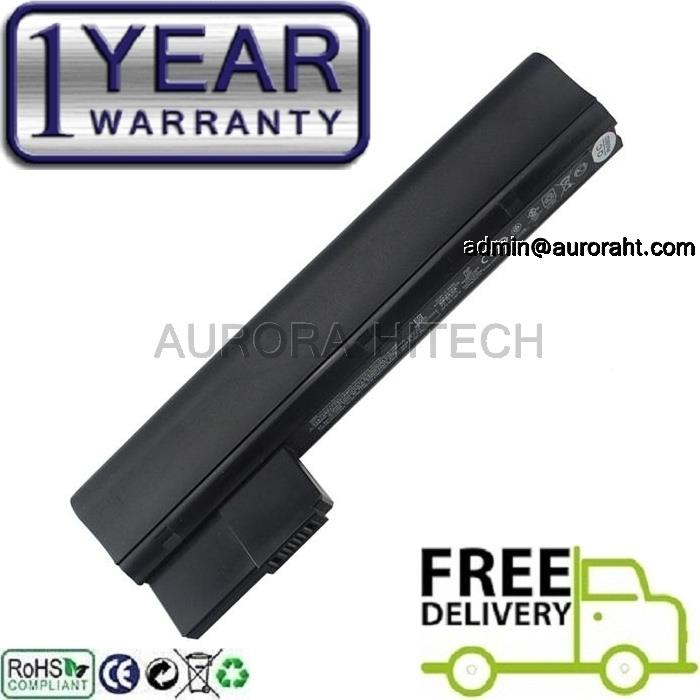 HP Mini 110-3500 110-3600 110-3700 210-2000 210-2100 210-2200 Battery