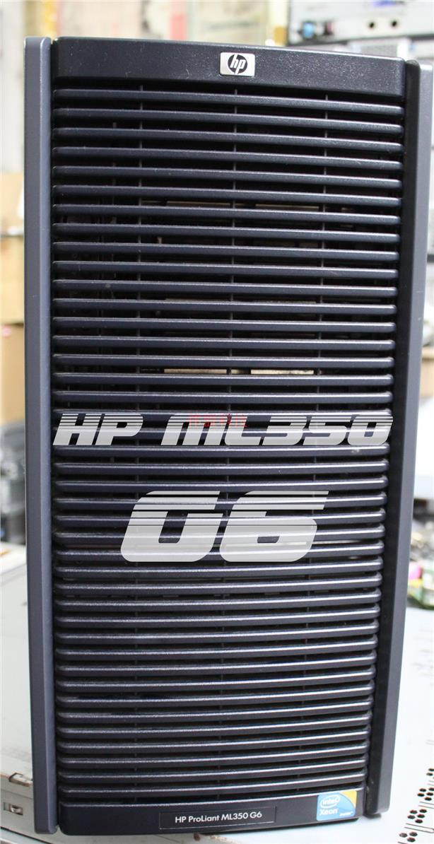 HP ML350 G6 ~ 2*X5650 /32GB RAM/300GB SAS ~12 CORE