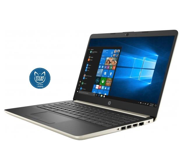 NEW HP NOTEBOOK 14s CF0066TU i3-7020U/4GB/1TB -1YW (6JM53PA)