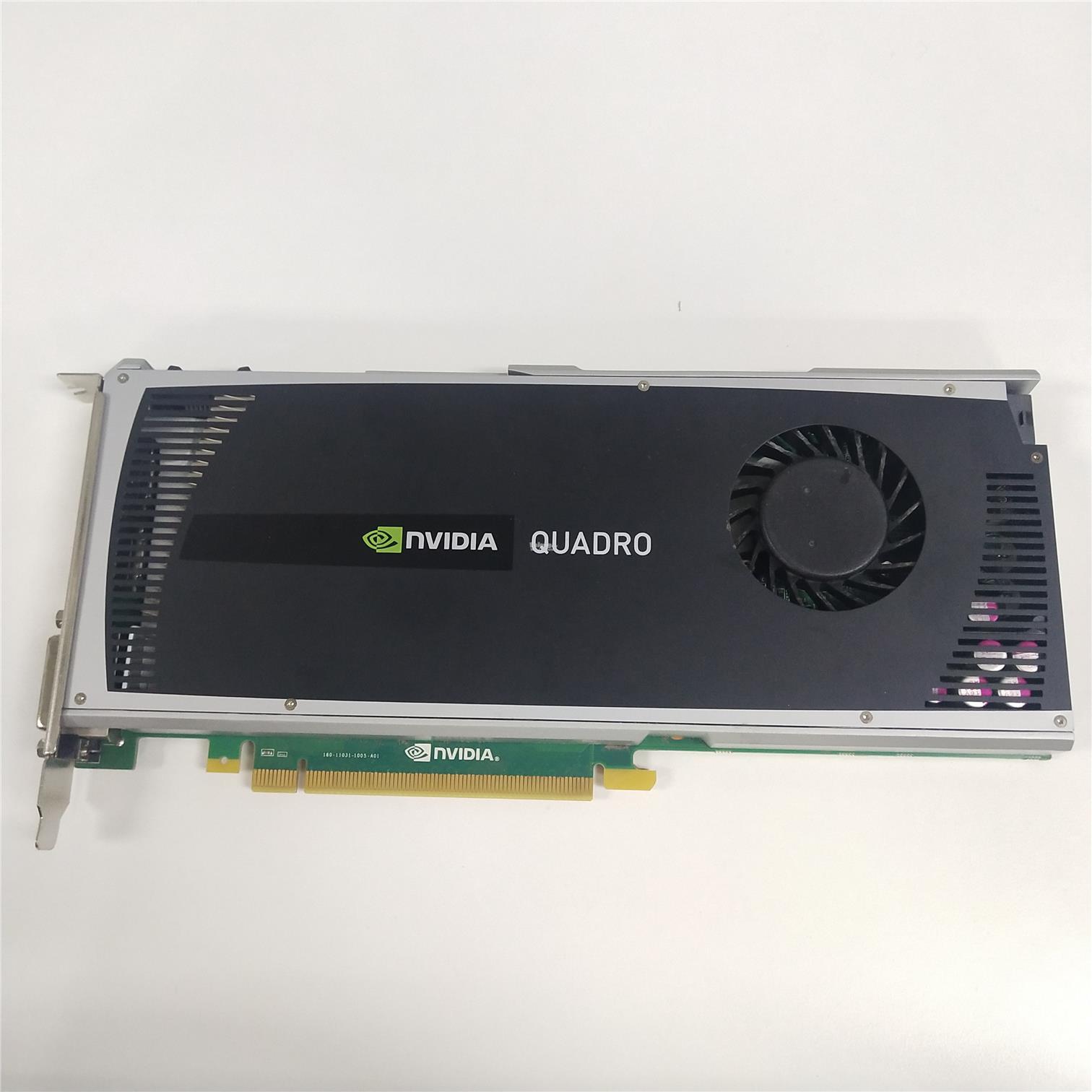 HP WS095AA nVidia Quadro 4000 Scheda grafica da 2 GB ricondizionata