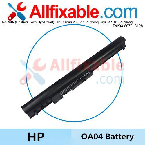 HP OA04 CQ14 CQ15 Pavilion 14 15 TouchSmart 250 255 350 Series Battery