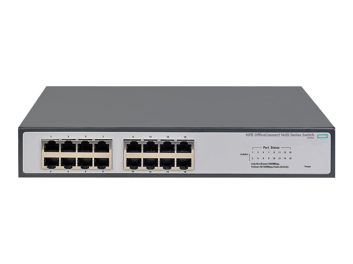 HP OfficeConnect 1420 16G Switch JH016A