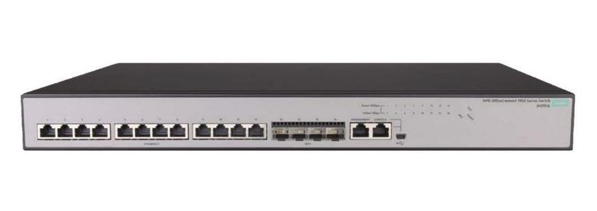 HP OfficeConnect 1950 12XGT 4SFP+ Switch JH295A
