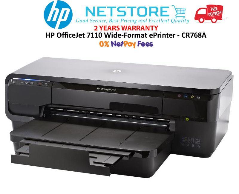 hp officejet 7110 wide format eprinter driver