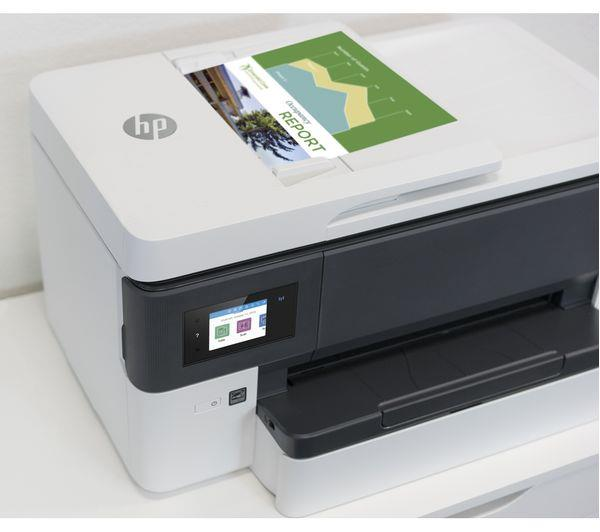 HP OfficeJet Pro 7720 Wide Format AIO All-in-One Printer - Y0S18A