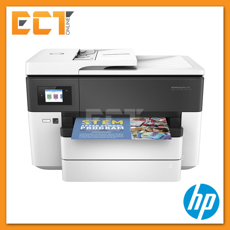 HP OfficeJet Pro 7730 Wide Format All-in-One Printer (Y0S19A)