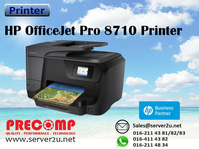 Hp Officejet Pro 8710 All In One Pr End 10142018 415 Pm