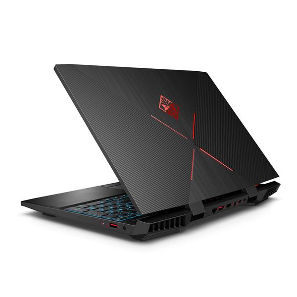 HP OMEN 15-dc0094TX Notebook 4RW14PA Shadow Black OMEN 15 FHD/i7-8750H