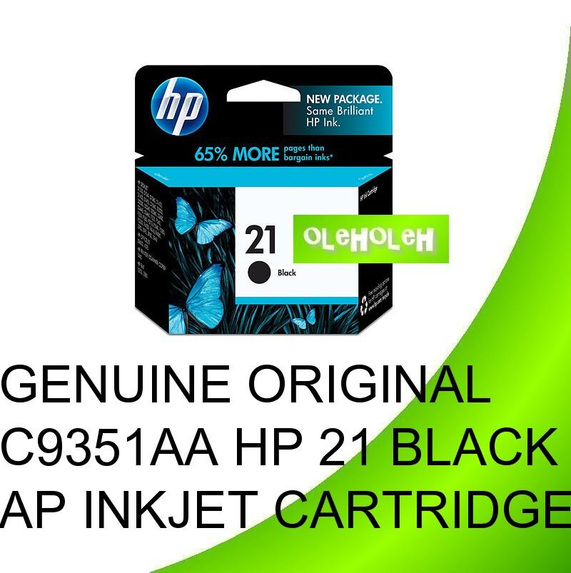 HP Original 21 BLACK C9351AA Ink Cartridge