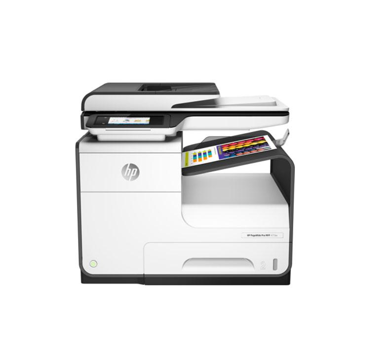 HP PageWide Pro 477dw Multifunction Printer (D3Q20D)