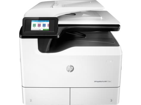 HP PageWide Pro MFP 772dn Printer (Y3Z54D)