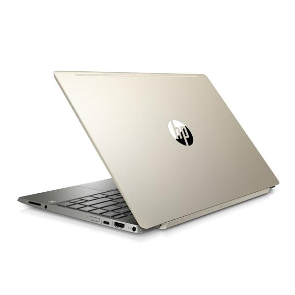 HP Pavilion 13-an0056TU Notebook 6ED41PA Pale Gold + Natural Silver /