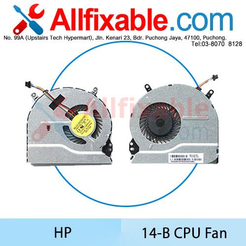 HP Pavilion 14-B000 15-B000 Series SleekBook 14-1000 15-1000 CPU Fan