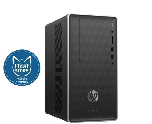 NEW HP PAVILION 590-P0084d i7-8700/8GB/1TB+128SSD/2GB/3YRS (4LY68AA)