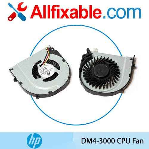HP Pavilion DM4-3105 DM4-3106 DM4-3113 669934-001 669935-001 cpu fan