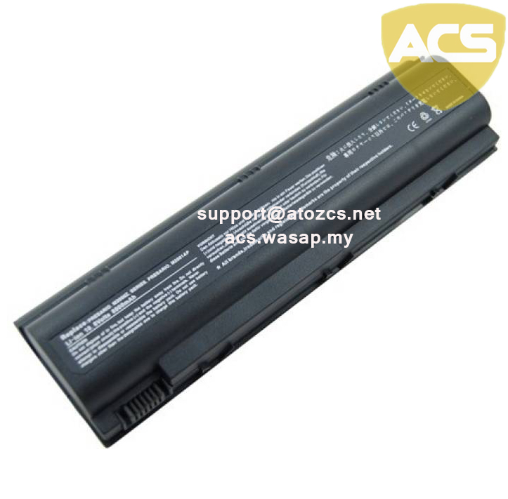 HP Pavilion DV1000 DV1000T DV1200 DV1300 DV1400 DV1500 Laptop Battery
