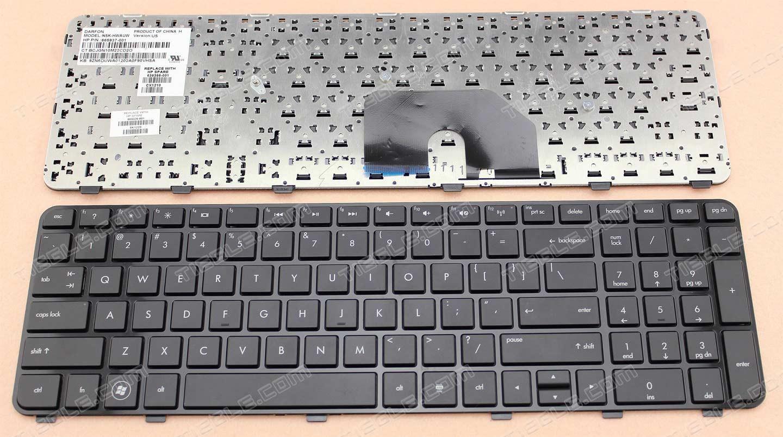 HP Pavilion DV6-6000 6100 6159TX 6200 6c19tx 634139-001 Keyboard