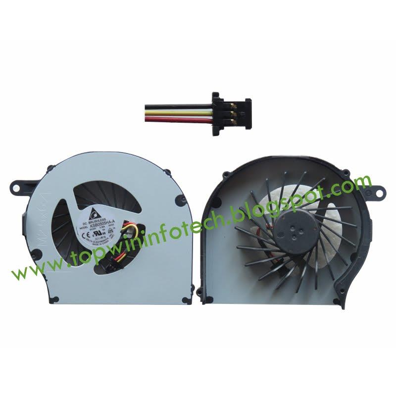 HP Pavilion G72 CQ72 G62 COOLING FAN