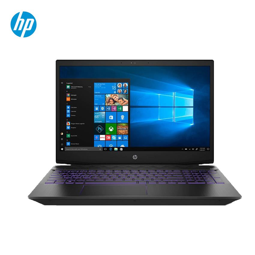 HP Pavilion Gaming 15-cx0183TX Notebook 5FC42PA Shadow Black And Ultra