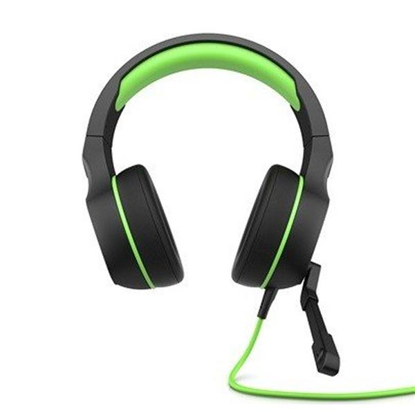 HP PAVILION GAMING 400 GREEN HEADSET - 4BX31AA