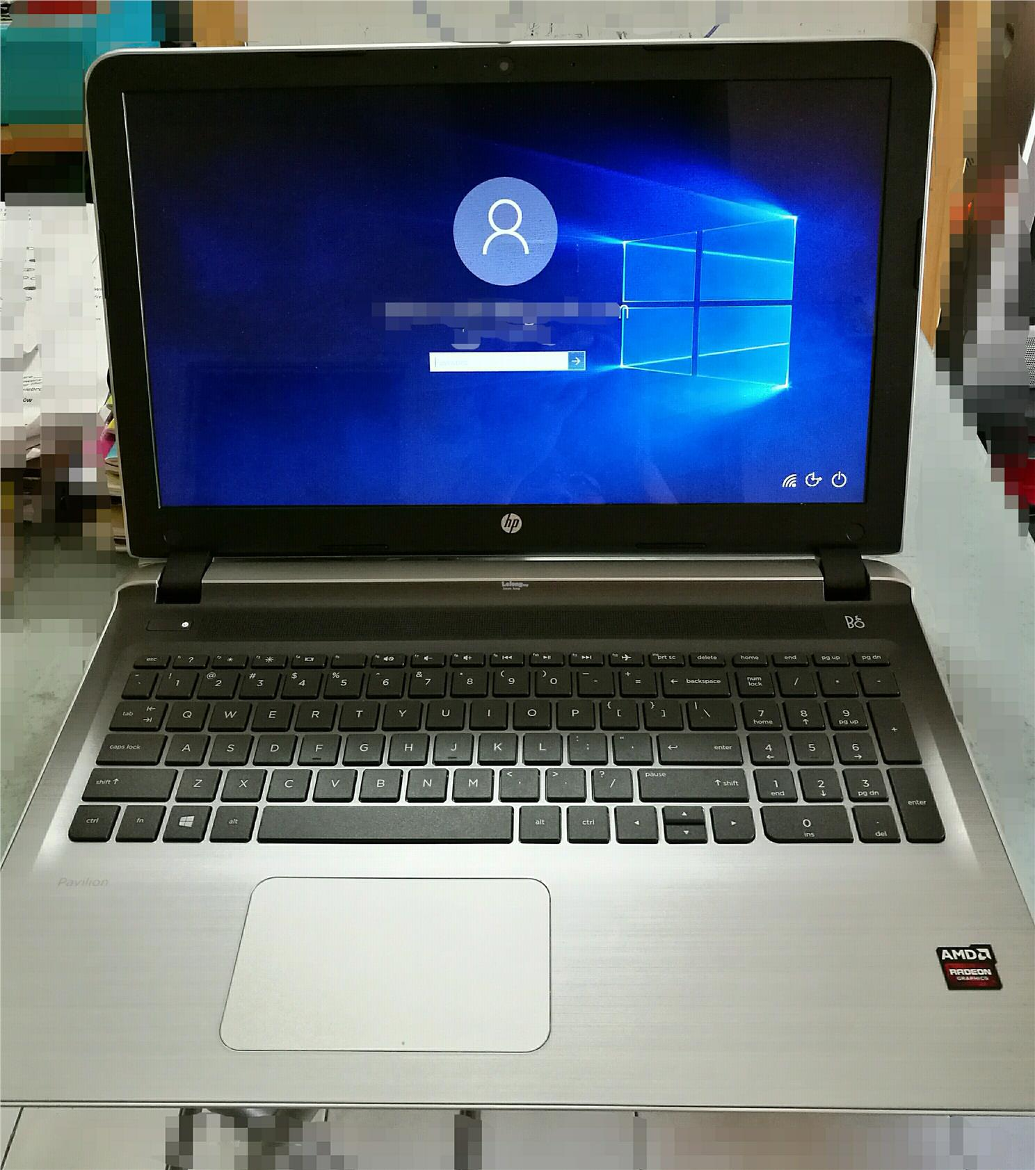 HP PAVILION MULTIMEDIA NOTEBOOK 15 6 INCH LIKE NEW ‹ ›