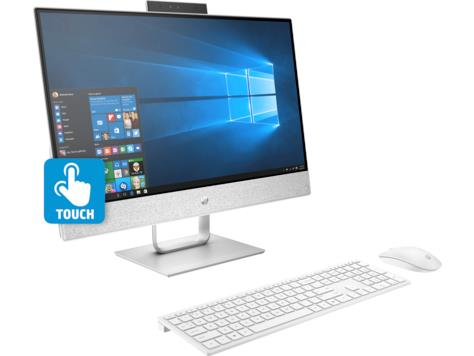 HP Pavilion All-in-One 24-r155d 4EA97AA I5-8400T/4GB/1TB/DVDRW/R530 2G