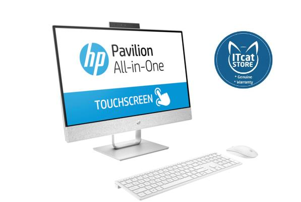 HP Pavilion TS 24-R155D 24' TOUCH/i5-8400T/2400/1TB-3YRS (4EA97AA)