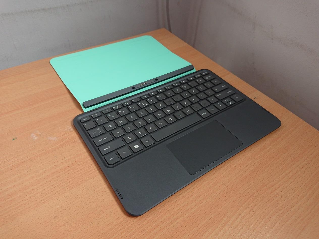 HP Pavilion x2 10-J010TU Detachable Keyboard KB (Purple / Green)
