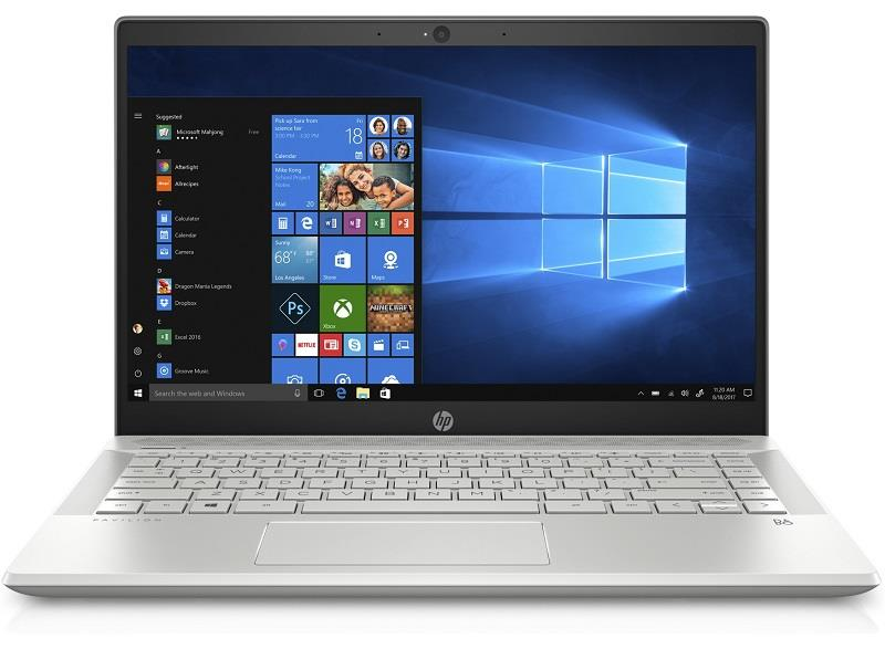 HP Pavilion x360 14-cd1059TX Notebook (i5-8265U.4GB.256GB) (6JP24PA)