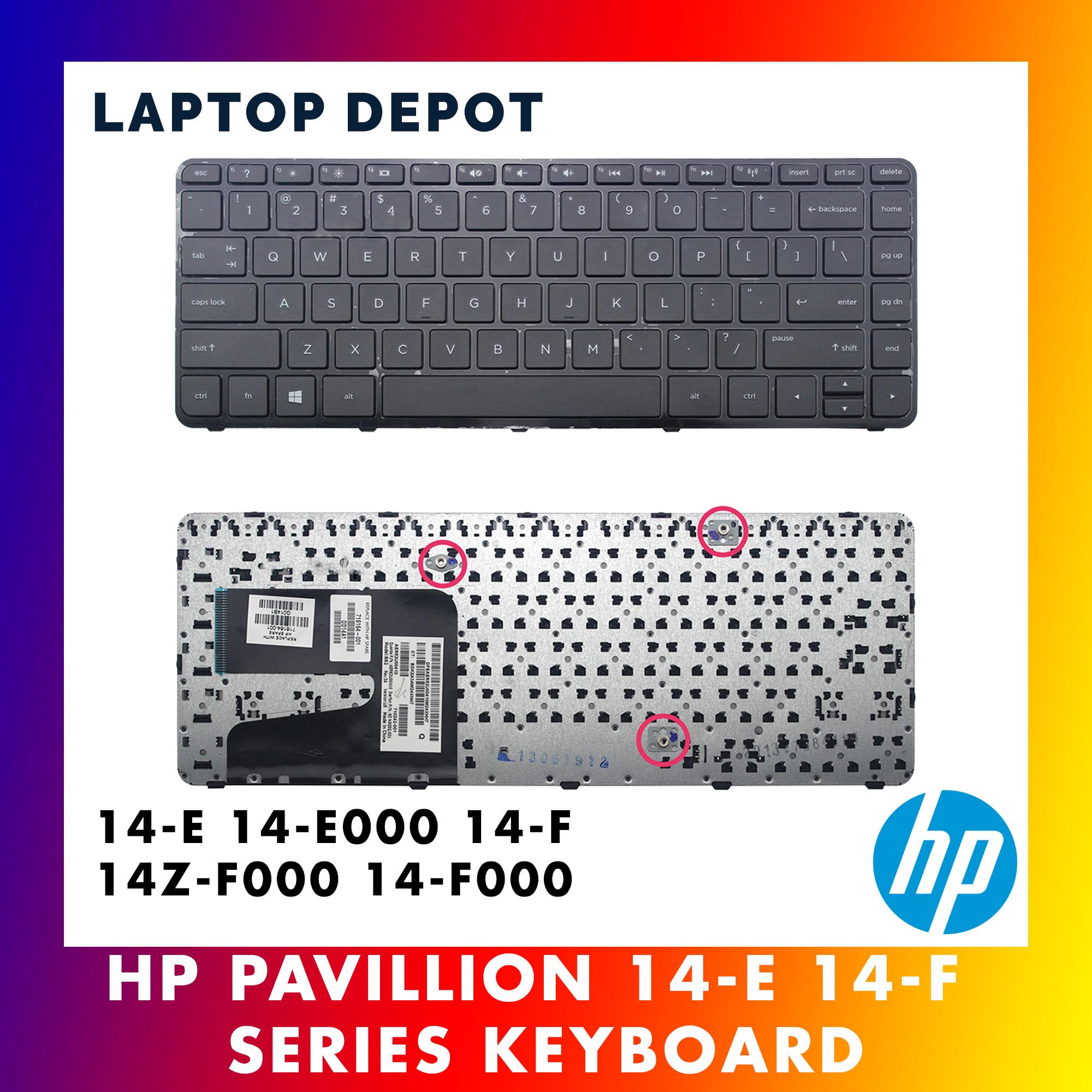 Original New For HP Pavilion 14-e017tx 14-e018la 14-e018tx 14-e019tx US keyboard