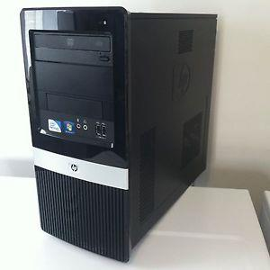 HP Pro 3000 MT  Microtower business PC Desktop Cheap Used