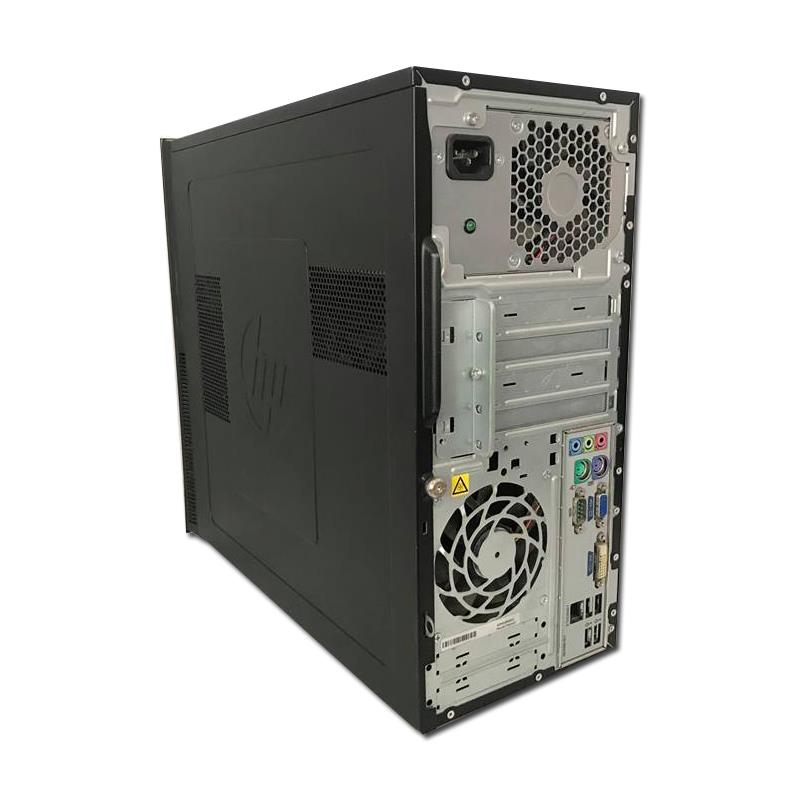 HP Pro 3330 MT Microtower_ Core i5 3470 4GB 500GB- Win 10 Pro CPU PC