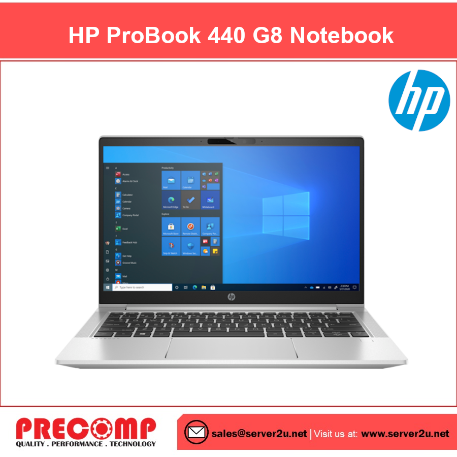 HP ProBook 440 G8 Notebook PC (i5-1135G7.8GB.256GB) (2Y7Y3PA)