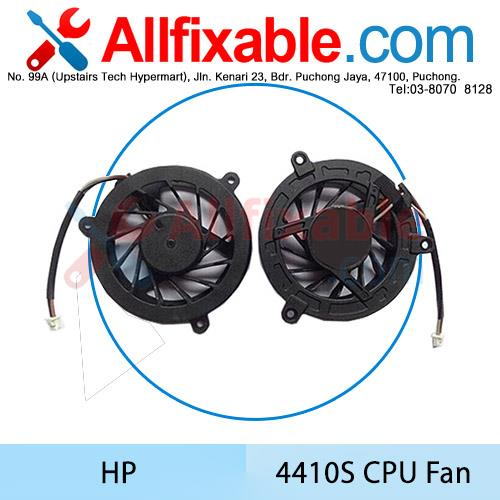 HP Probook 4410S 4411S 4415S 4416S 4510S 4515S 4710S CPU Fan