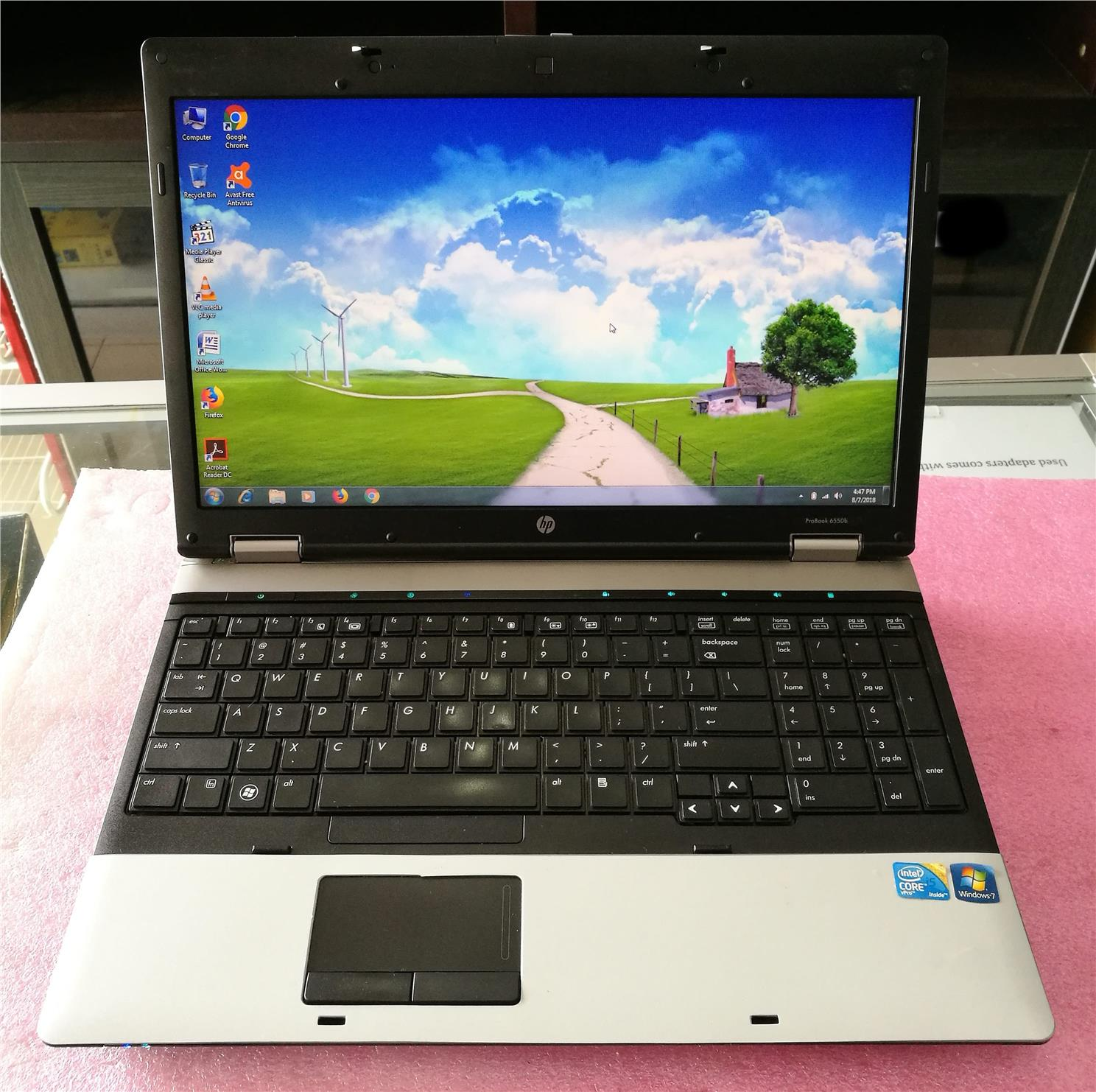 HP ProBook 6550b // With BATTERY