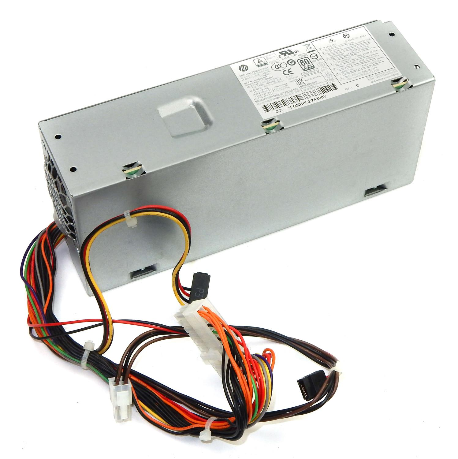 HP Prodesk 400 G2.5 SFF 180W Power Supply PSU 848050-001 PCE019 (USED)