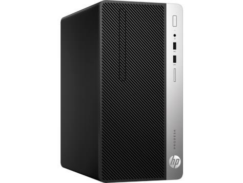 HP ProDesk 400 G5 Microtower Desktop (i3-8100.4GB.1TB) (5DD29PA)