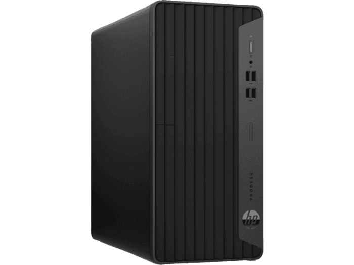 HP ProDesk 400 G7 i7-10700 Microtower PC 8GB 1TB HDD W10P 3YW