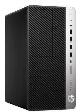 HP ProDesk 600 G3 Microtower Desktop (i5-6500.4GB.1TB) (1TY79PA)