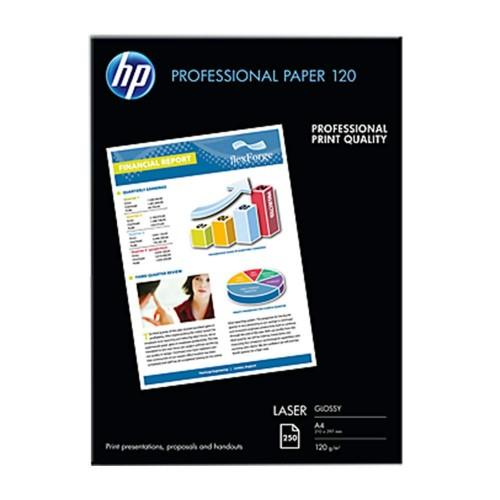 HP Professional Glossy LASER Paper 120 - A4 / 250 sheets / 120g (CG964