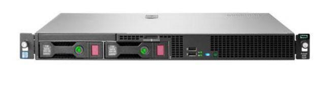 HP ProLiant DL20 Gen9 Server (E3-1220v6.8GB.1TB) (871429-B21)