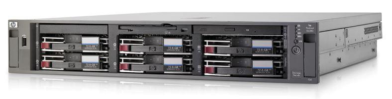 Hp Proliant DL380 G4 Rackserver 2U , 2.80ghz