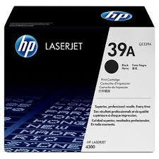 HP Q1339A (39A) Black 18K Toner (Genuine) 4300 1339
