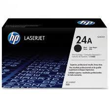 HP Q2624A (24A) Black Toner (Genuine) 1150 2624