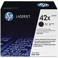 HP Q5942X Black Toner (Genuine) 5942