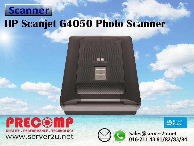 hp 4050 scanner software
