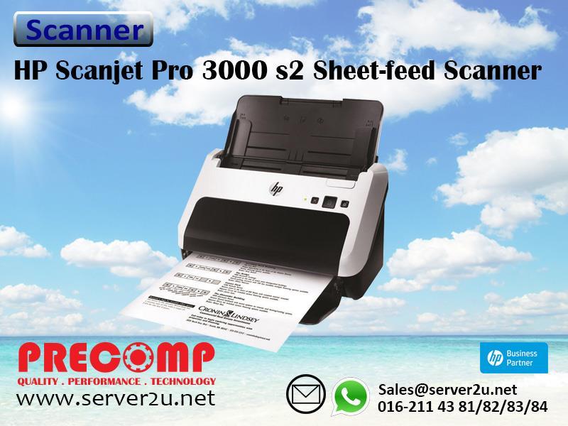 Hp Scanjet 3000 S 2 L2737a - Harga Ini Online